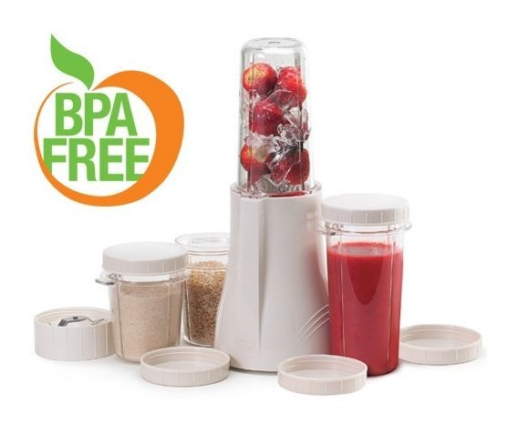 Blenderis (smulkintuvas) Tribest Personal Blender PB-250 XL